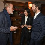 "Harvey Weinstein & Georgina Chapman Host A VIP Screening Of ""Lion"" At Soho House"