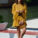 Alessandra Mastronardi at the 74th Venice Film Festival - 01