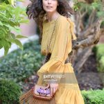 alessandra-mastronardi-is-seen-wearing-alberta-ferretti-dress-bag-picture-id841545638