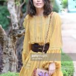alessandra-mastronardi-is-seen-wearing-alberta-ferretti-dress-bag-picture-id841545806