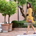 alessandra-mastronardi-is-seen-wearing-alberta-ferretti-dress-bag-picture-id841545818