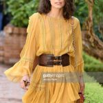 alessandra-mastronardi-is-seen-wearing-alberta-ferretti-dress-bag-picture-id841545880