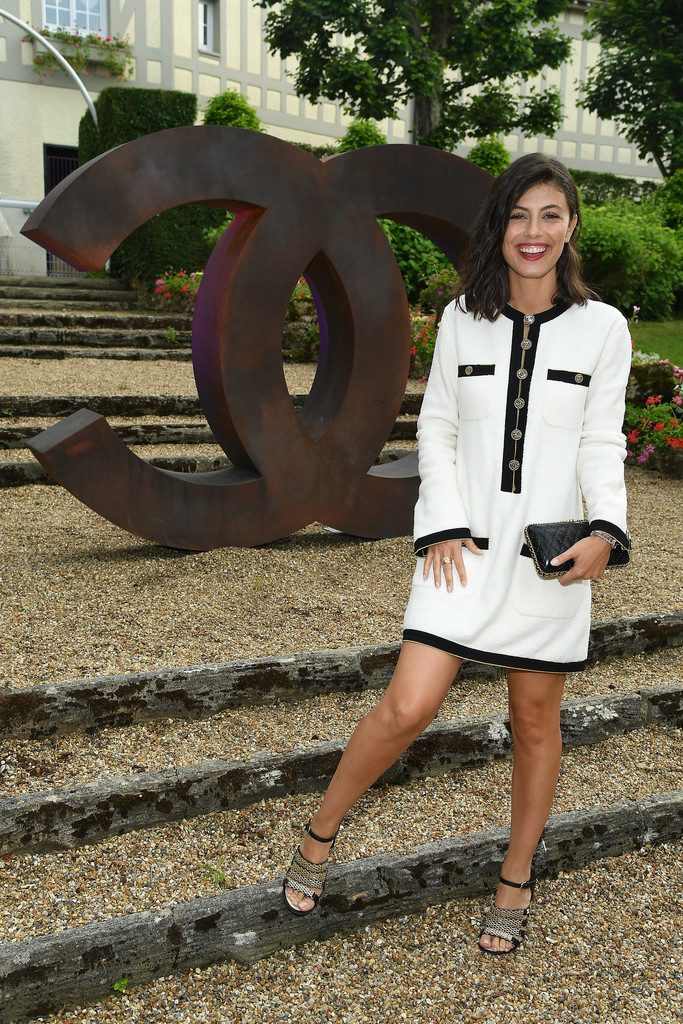 Alessandra+Mastronardi+Launch+Les+Eaux+De+Chanel
